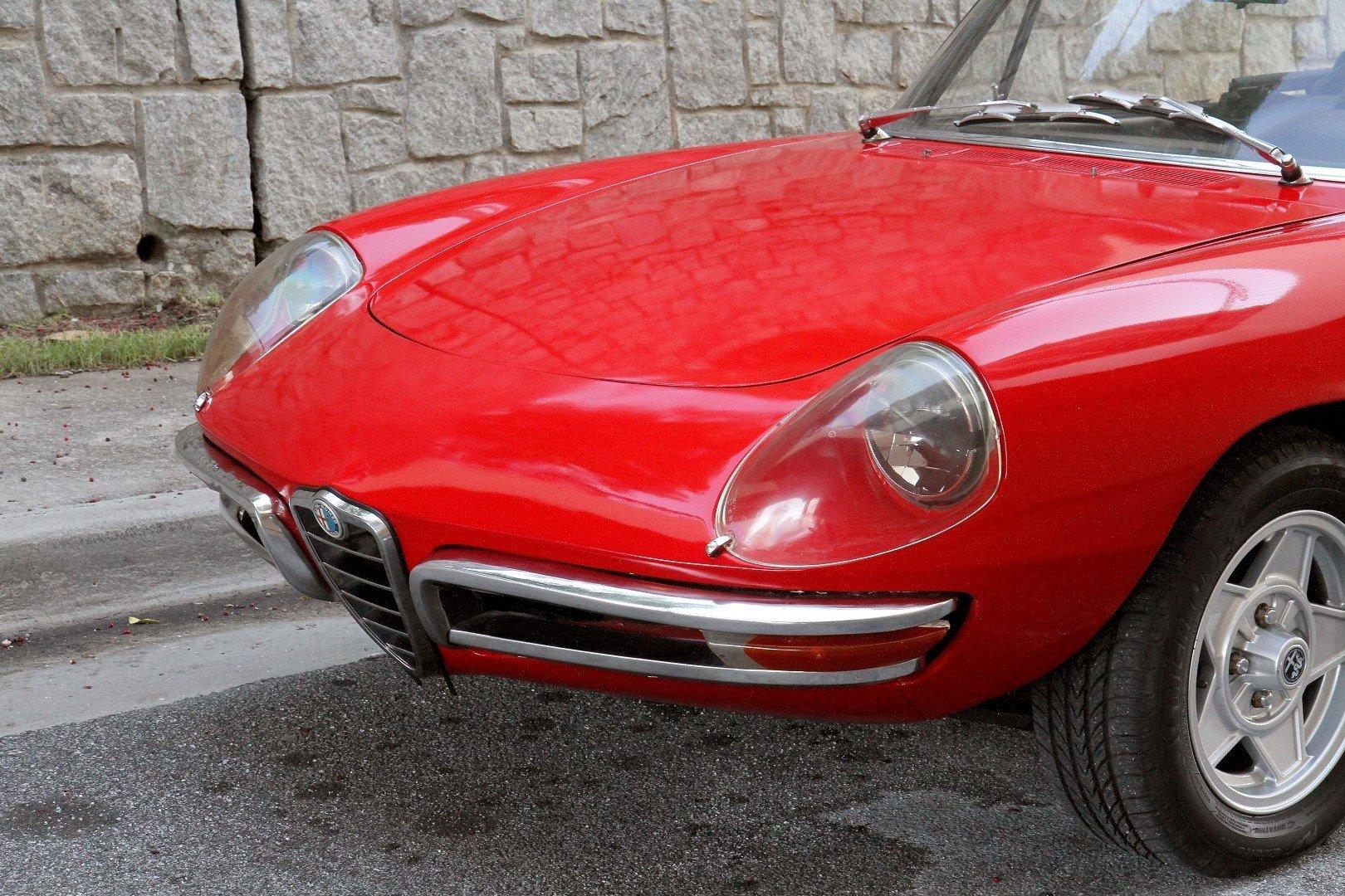Alfa Romeo Duetto Motorcar Studio - 1967 alfa romeo duetto spider for sale