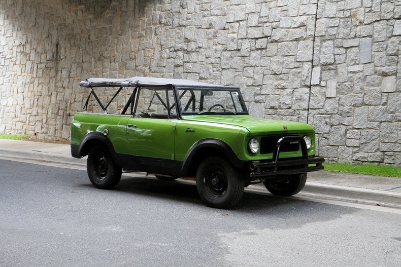 1968 International Scout