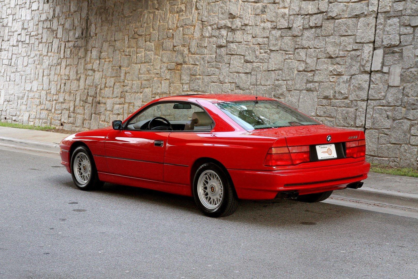 1991 BMW 850i for sale #79167 | MCG