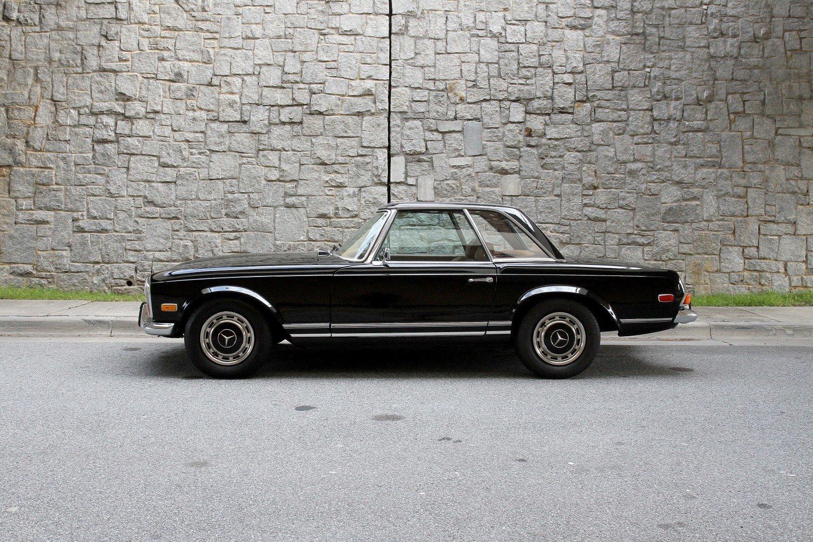 1971 mercedes benz 280sl for sale 79965 mcg for Mercedes garage 93