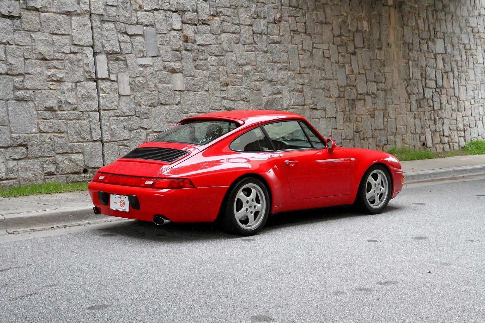 1996 porsche 911 for sale 80842 mcg. Black Bedroom Furniture Sets. Home Design Ideas