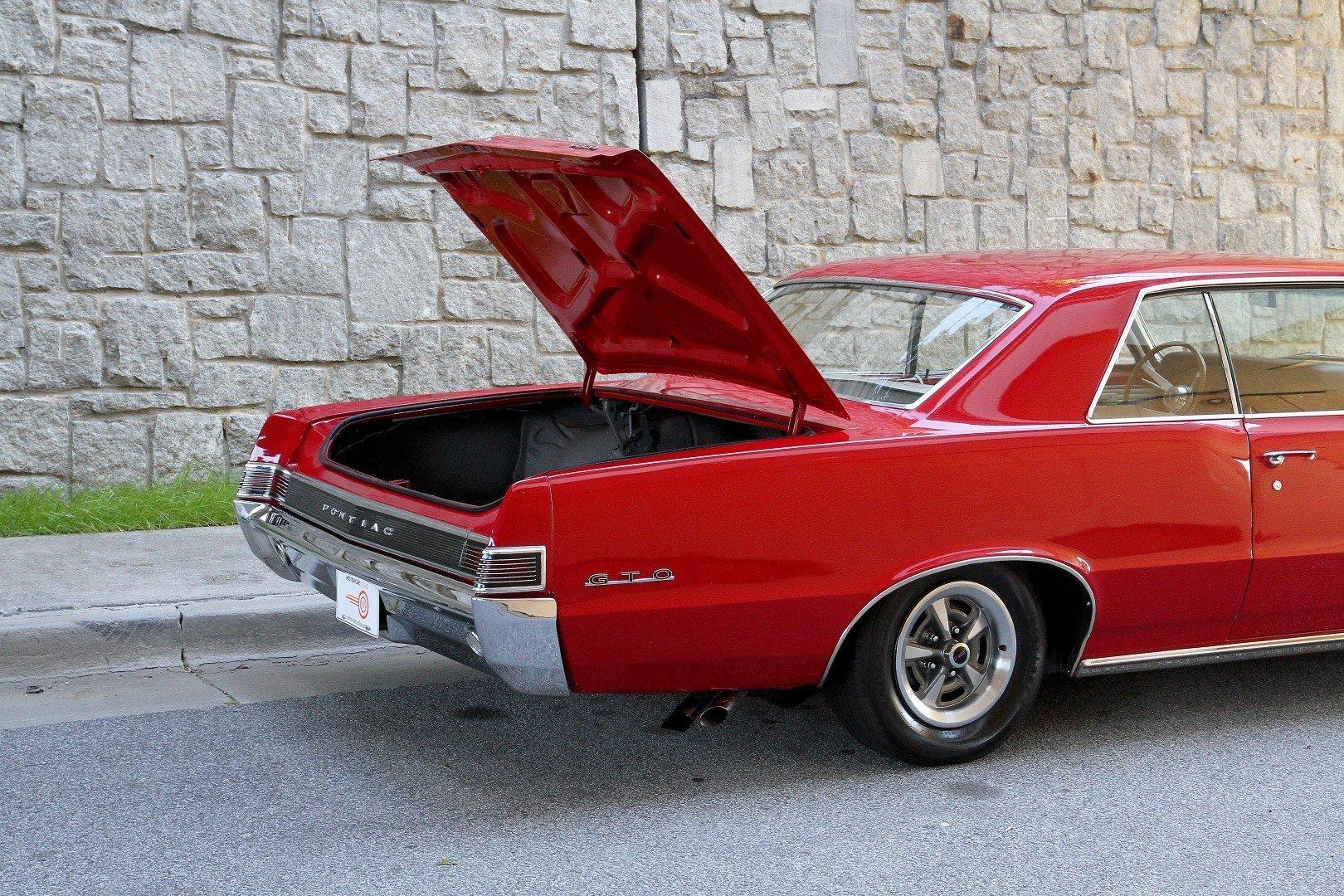 1965 Pontiac Gto For Sale 83518 Mcg