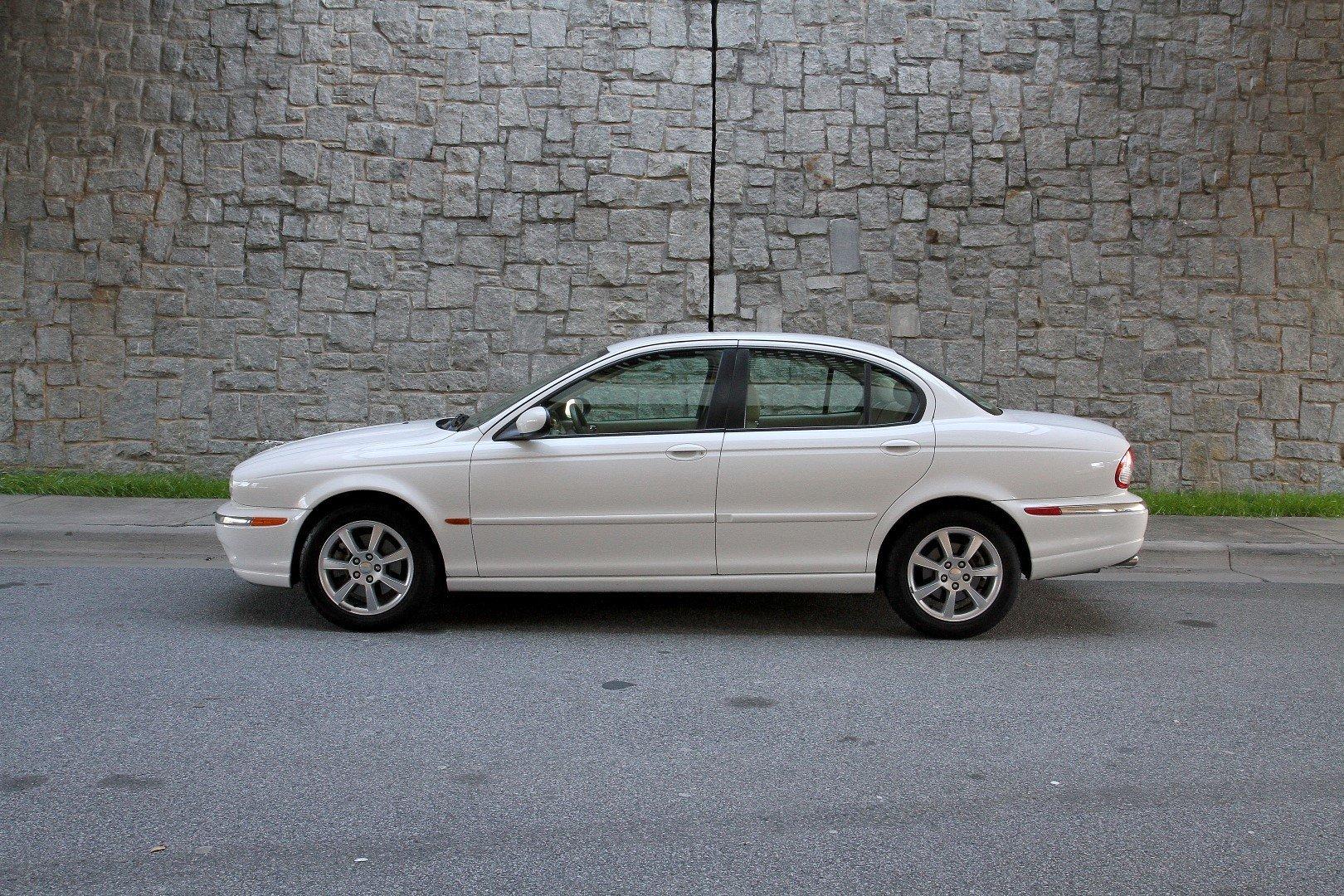2004 Jaguar X-Type   Motorcar Studio