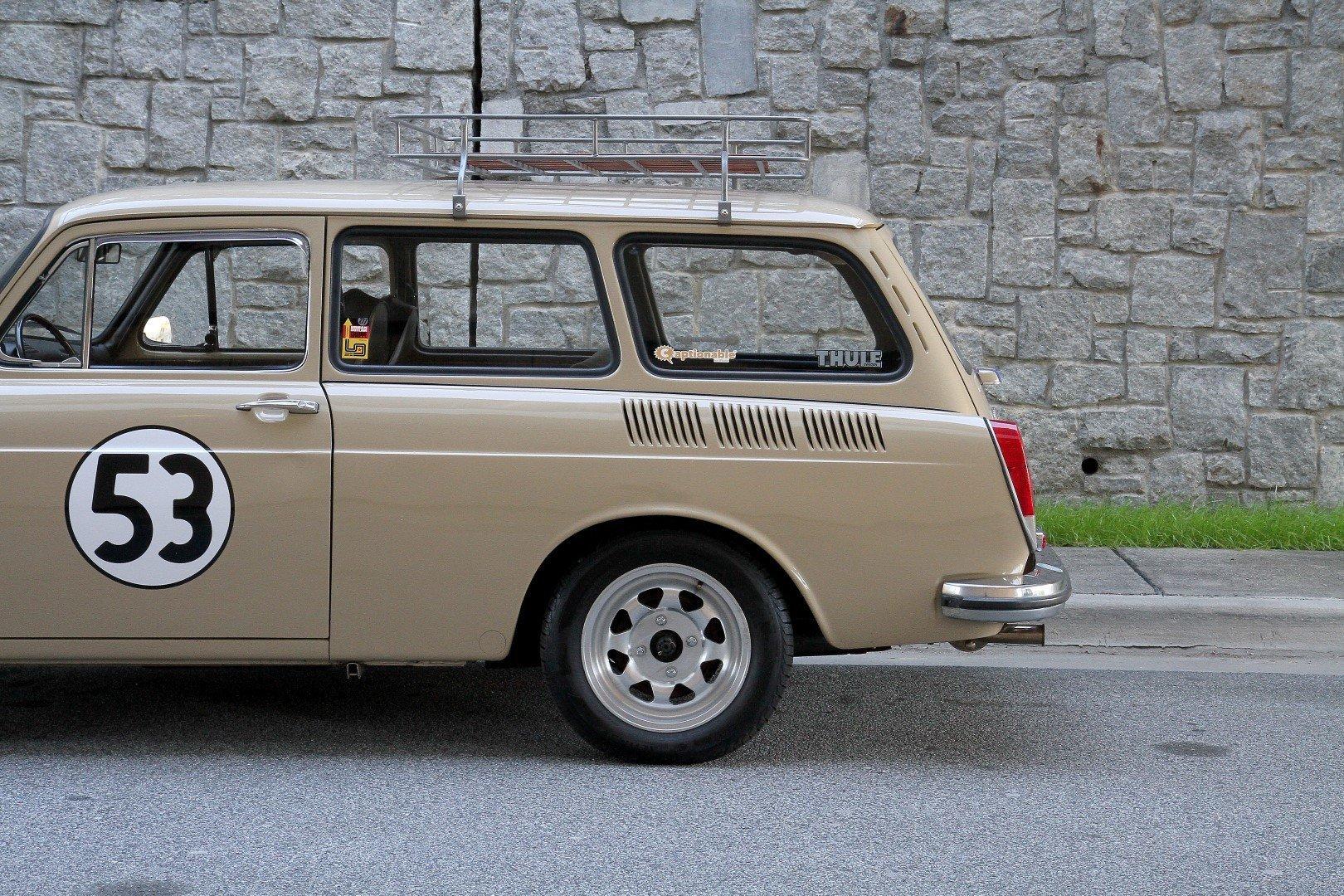 1972 Volkswagen Type 3 For Sale 83763 Mcg