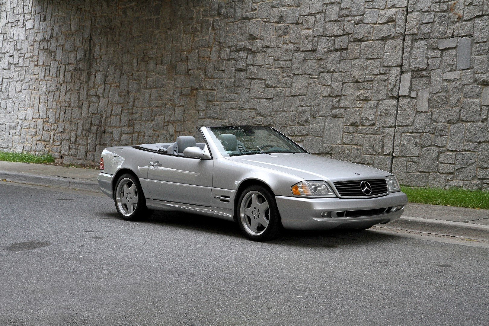 4848a232b8f6 hd 1999 mercedes benz sl500