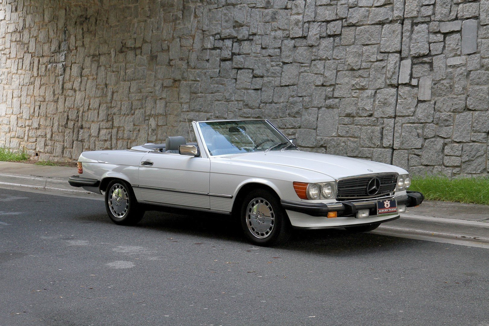 51311c7afcb2 hd 1986 mercedes benz 560 sl