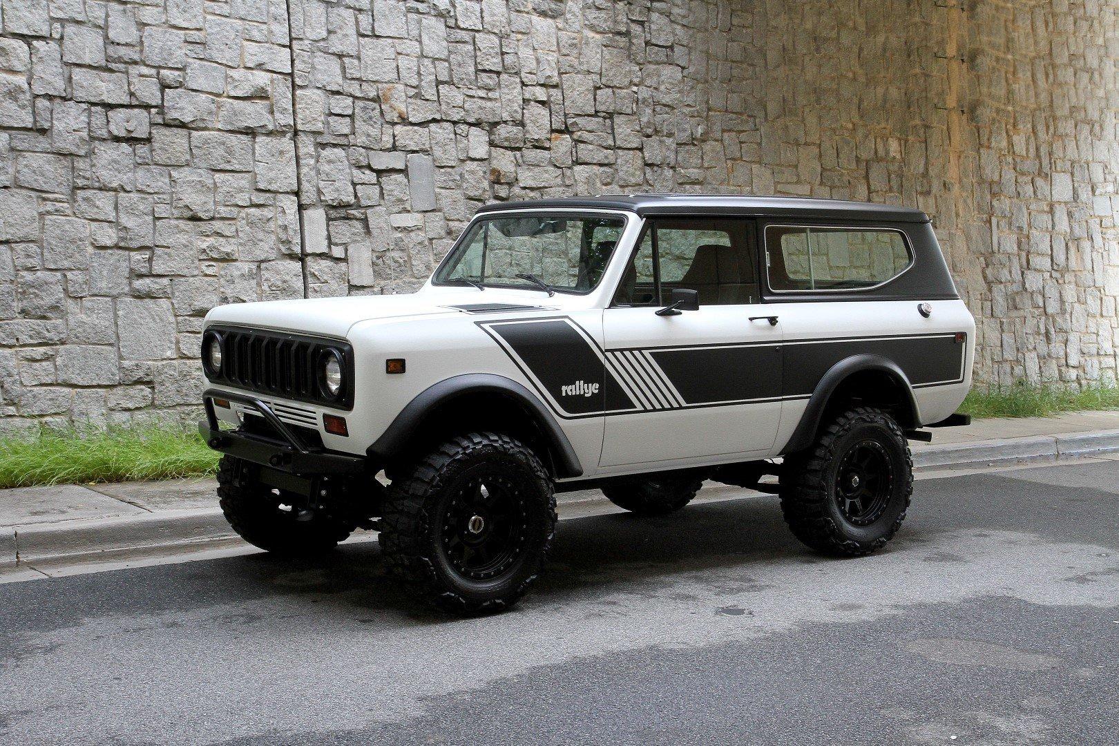 1975 International Scout II 4x4 - Antique Car - Greenville, TX 75402