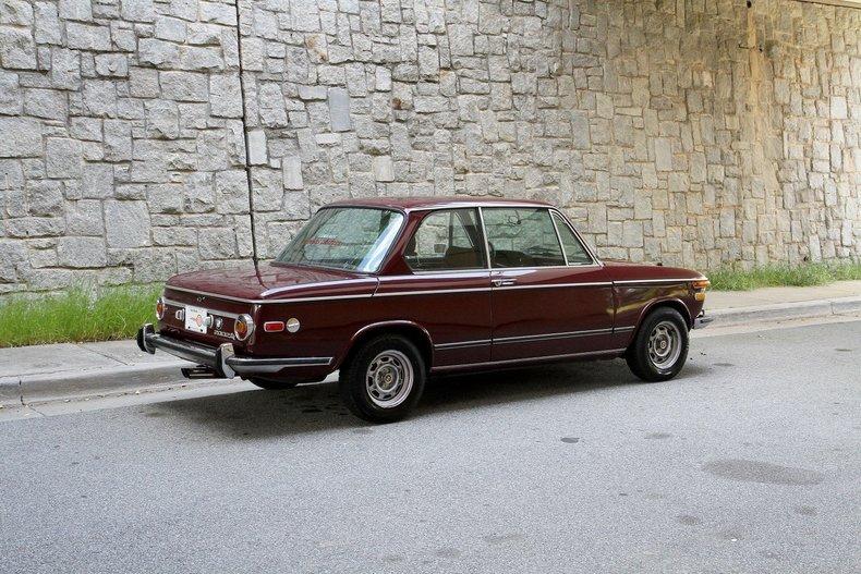 Bmw 2002 Tii Race Car >> 1973 BMW 2002 tii for sale #88762 | MCG
