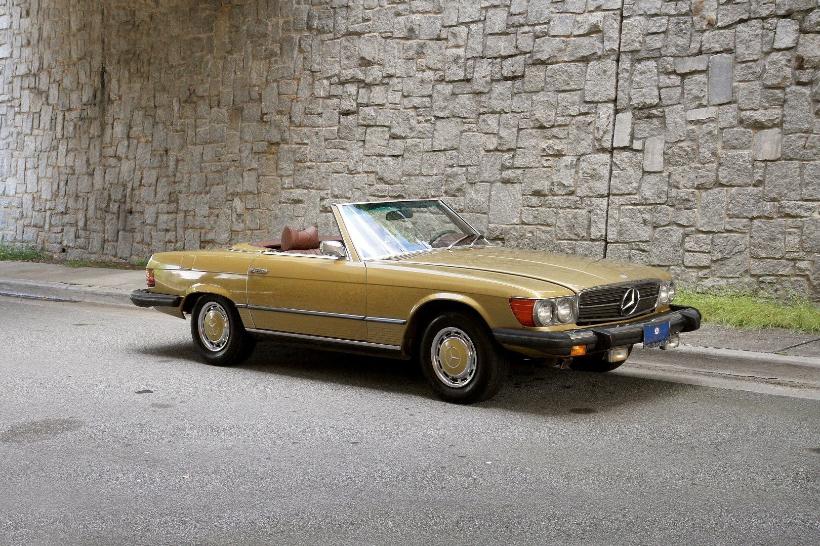 59035eb88bde hd 1975 mercedes benz 450sl