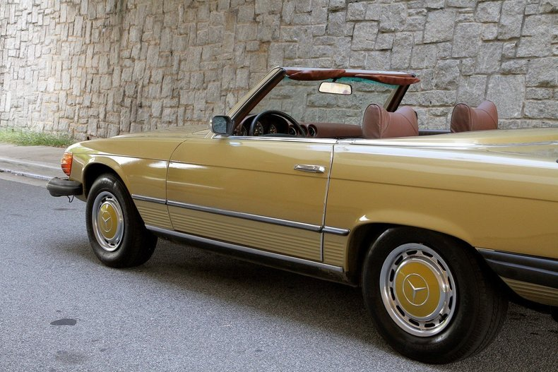 1975 1975 Mercedes-Benz 450SL For Sale
