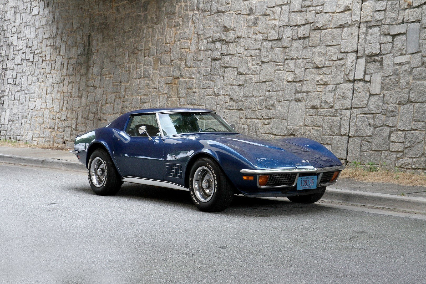 69927368f3dc hd 1972 chevrolet corvette