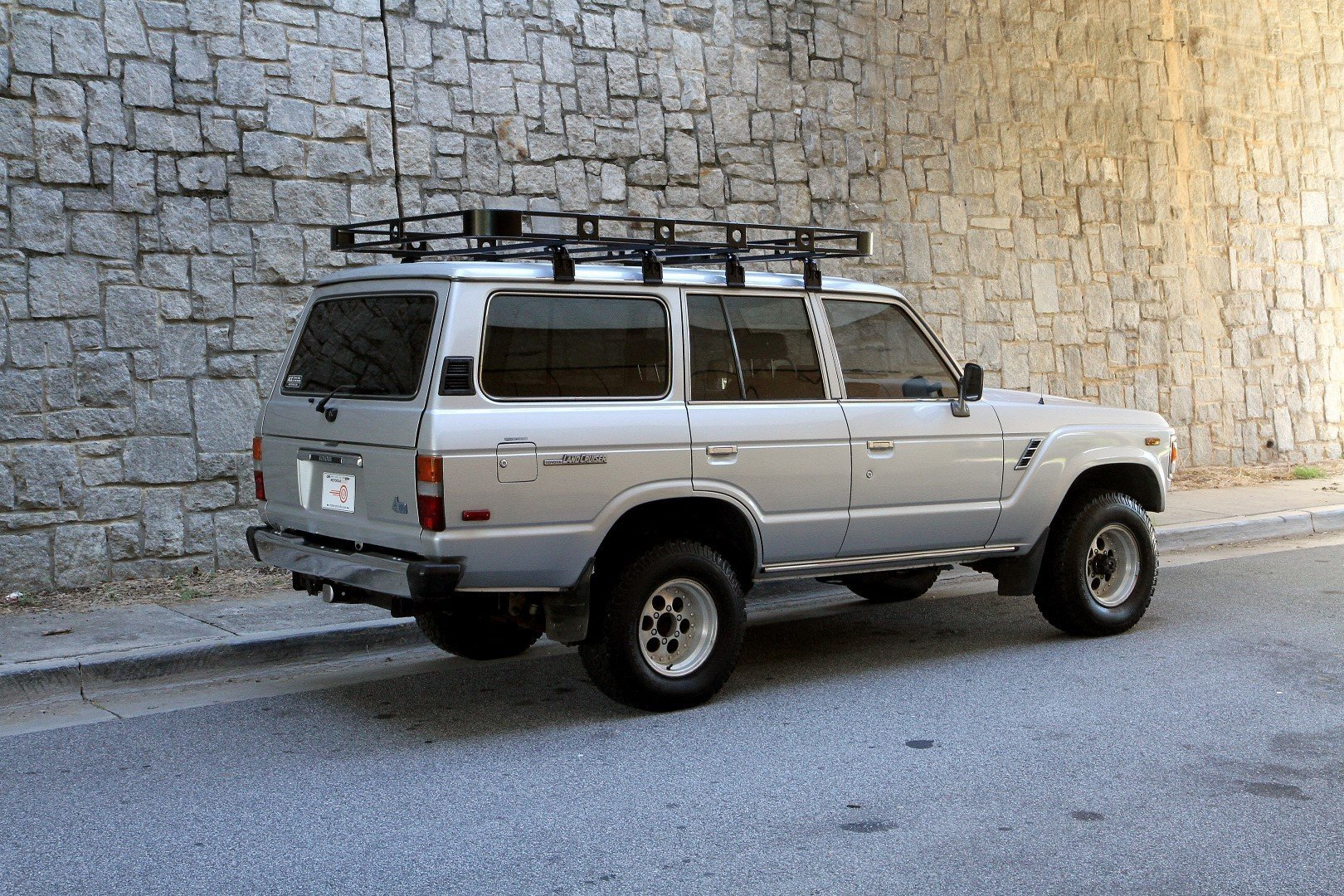 1986 Toyota Land Cruiser Fj60 For Sale 100215 Mcg