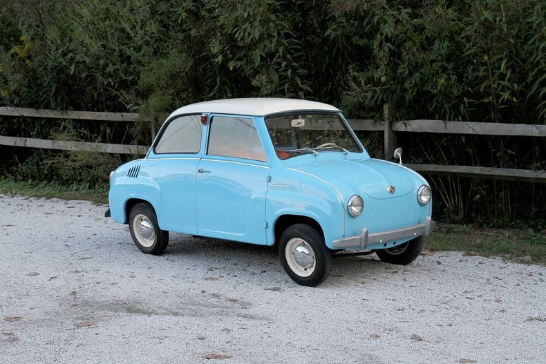 1968 Goggomobil T250