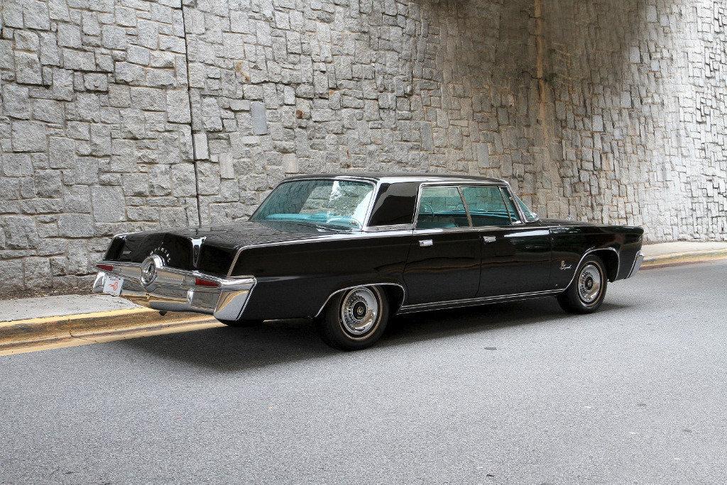 1964 chrysler imperial motorcar studio. Black Bedroom Furniture Sets. Home Design Ideas