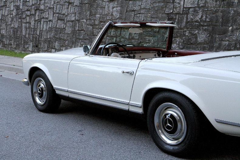 1964 mercedes benz 230sl for sale 68835 mcg for 1964 mercedes benz 230sl