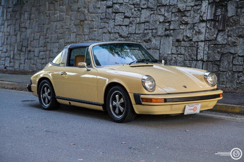 1975 Porsche 911S