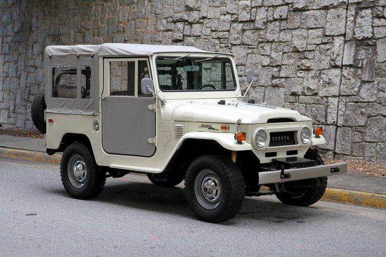 1971 Toyota Land Cruiser