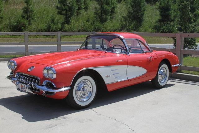 14905edcecf7 low res 1958 chevrolet corvette fuelie