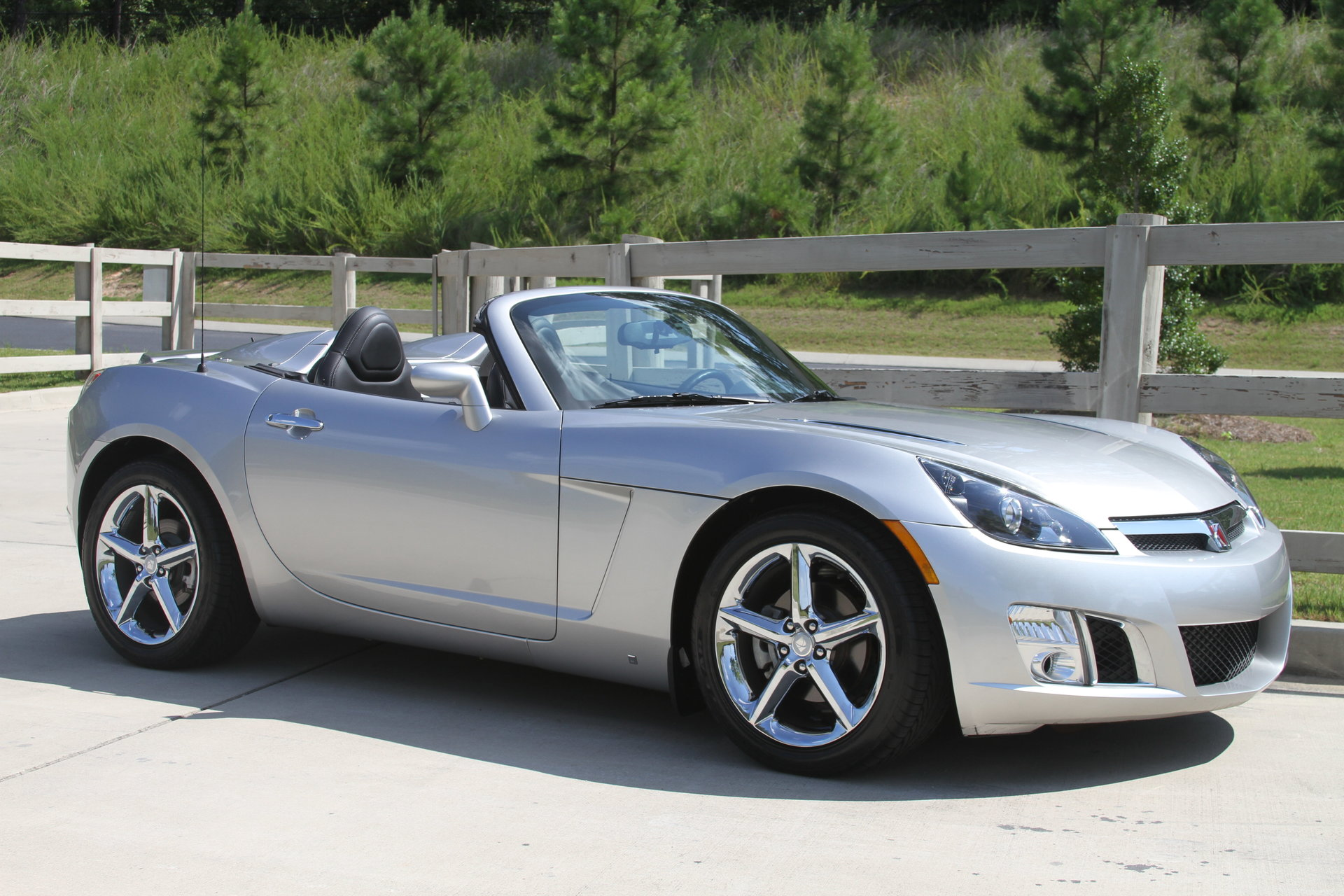 2007 saturn sky red line for sale 72977 mcg. Black Bedroom Furniture Sets. Home Design Ideas