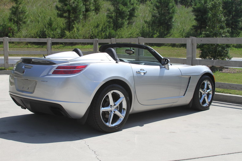 2007 saturn sky my classic garage. Black Bedroom Furniture Sets. Home Design Ideas