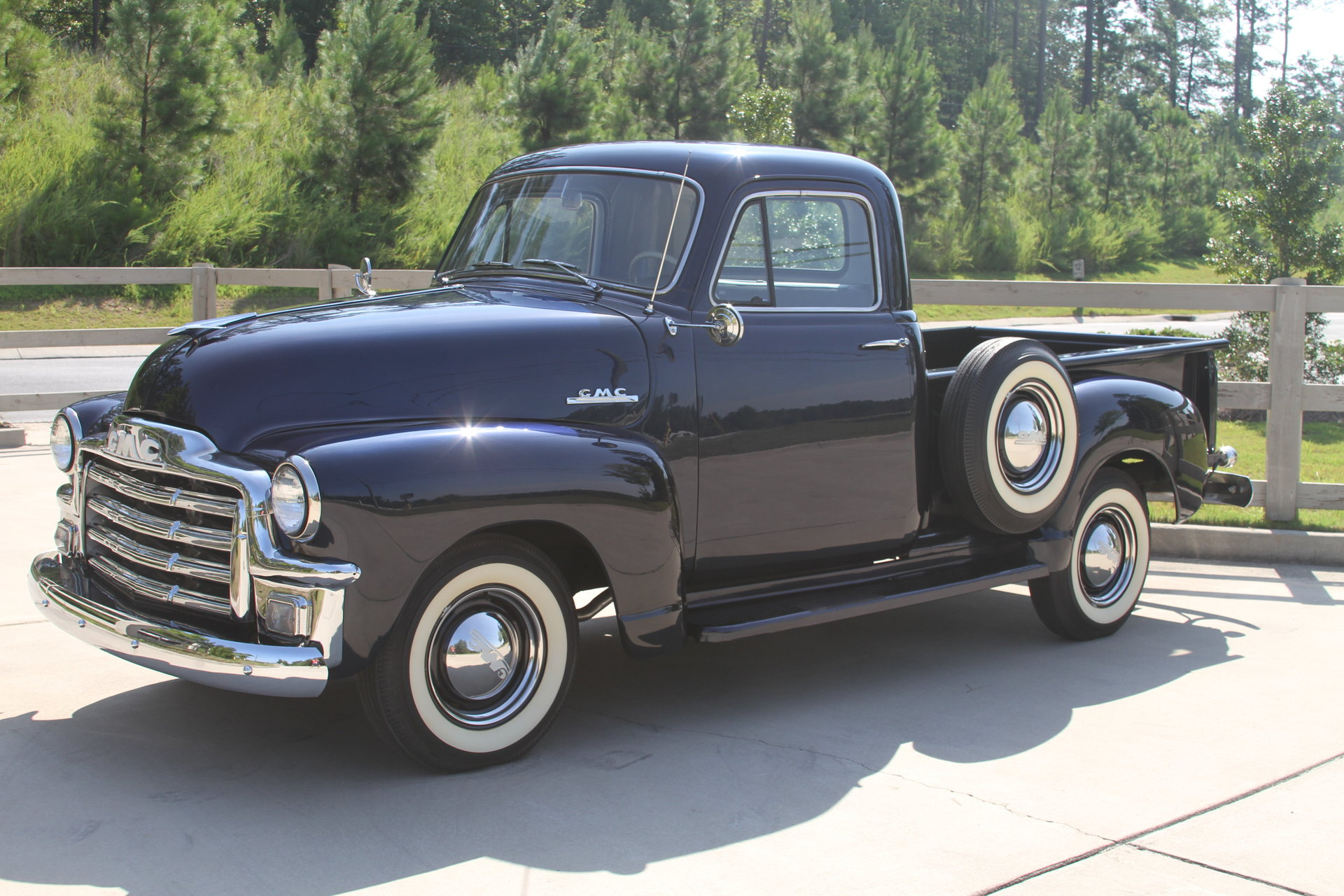 11613072b3a0 hd 1954 gmc step side pickup