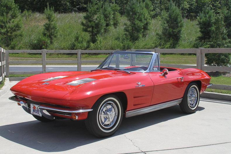 108066c3e72a low res 1963 chevrolet corvette fuelie