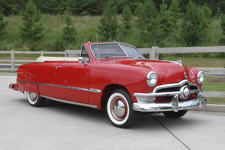 1950 ford custom deluxe for sale 72983 mcg for Motor city auto sales