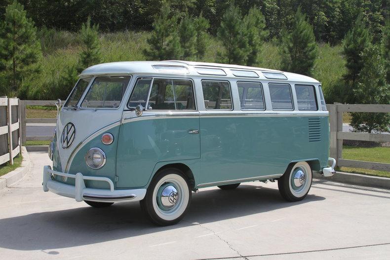 977d7bd90df low res 1963 volkswagen samba