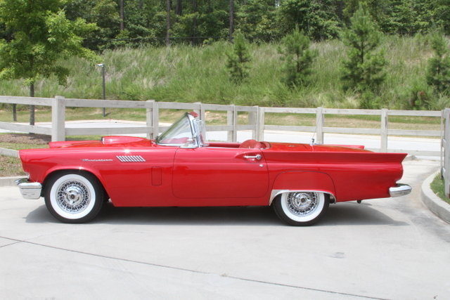 142052ee1d61 low res 1957 ford thunderbird