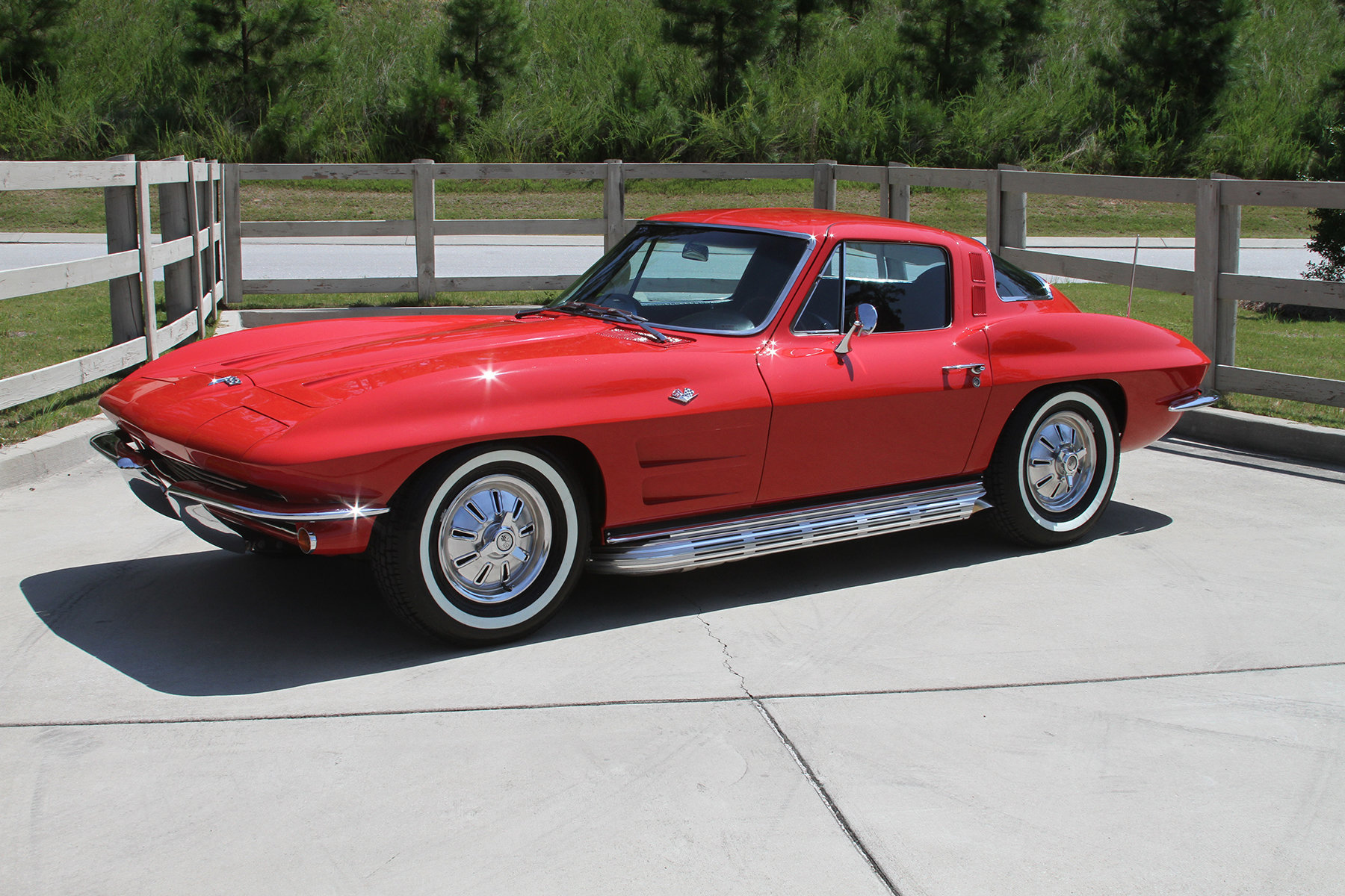 17618f10d7bb hd 1964 chevrolet corvette