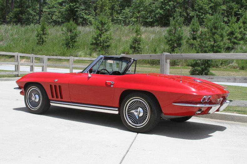 1575e54b1e68 low res 1965 chevrolet corvette