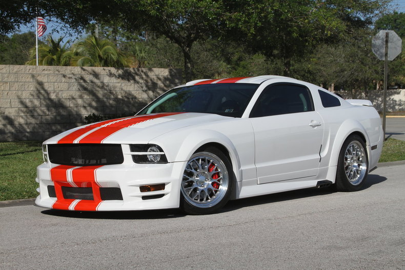 2006 ford mustang gt r for sale 72993 mcg for Plant city department of motor vehicles