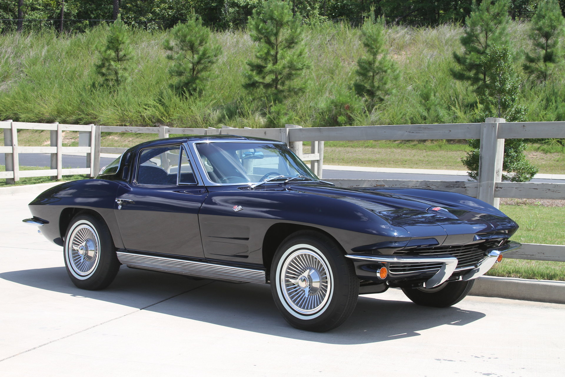 18184b569968 hd 1963 chevrolet corvette