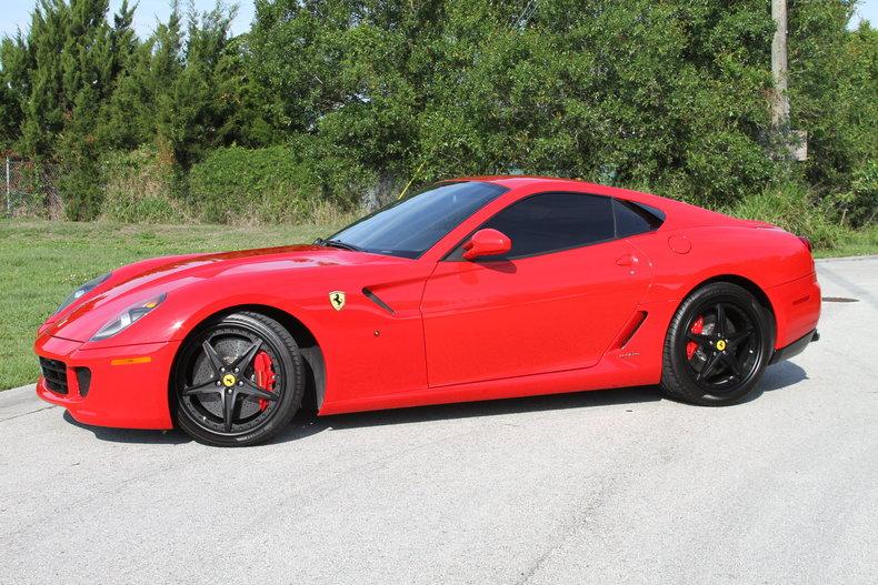 2010 Ferrari 599 Gtb Fiorano For Sale 72995 Mcg
