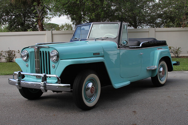 91322f8999f low res 1948 willys overland jeepster