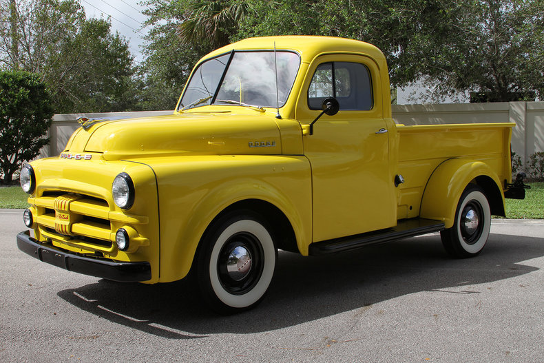 123735ae7099 low res 1952 dodge b3b pilothouse pickup
