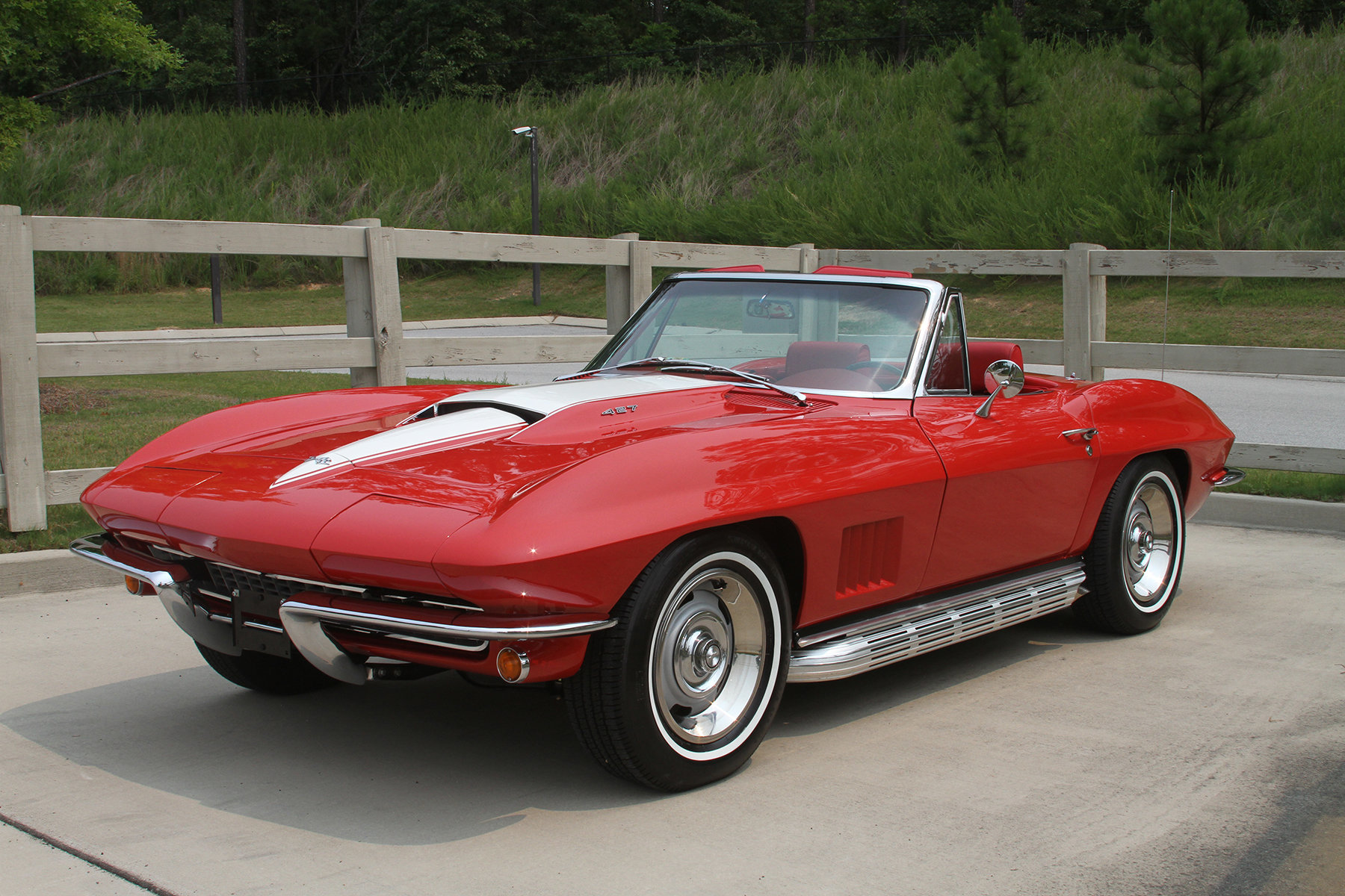 179422170154 hd 1967 chevrolet corvette