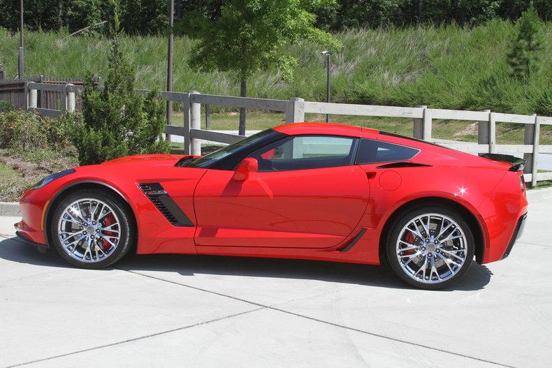 2015 chevrolet corvette z06 3lz for sale 72966 mcg. Black Bedroom Furniture Sets. Home Design Ideas