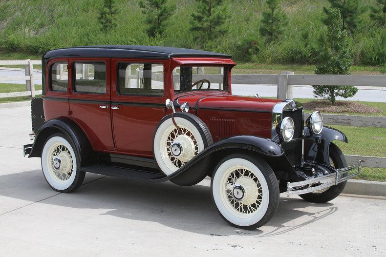 1930 Chevrolet 4-Door Sedan