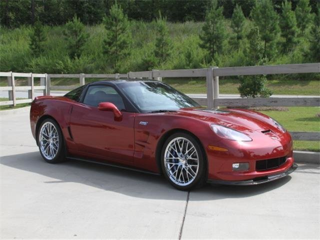 2010 Chevrolet Corvette. Back Zoom Icon