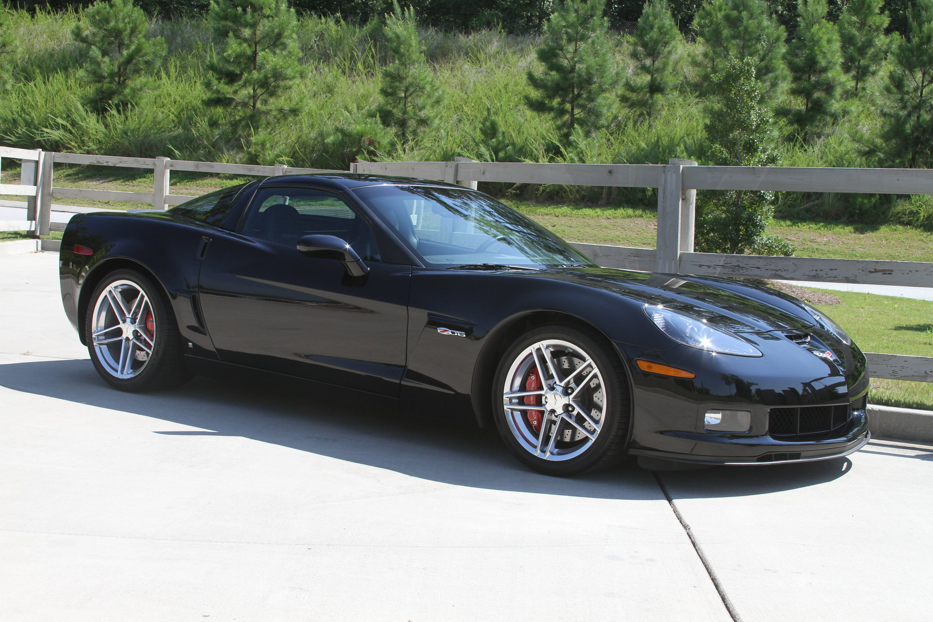 1217033854c3 hd 2007 chevrolet corvette z06