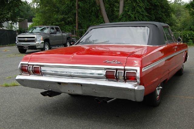 1965 Plymouth Sport Fury Mutual Enterprises Inc