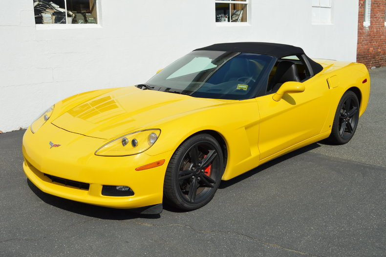 2008 Chevrolet Corvette For Sale 65370 Mcg
