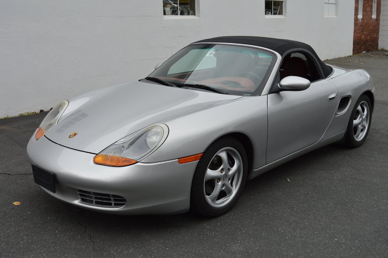 1999 porsche boxster for sale 66252 mcg. Black Bedroom Furniture Sets. Home Design Ideas