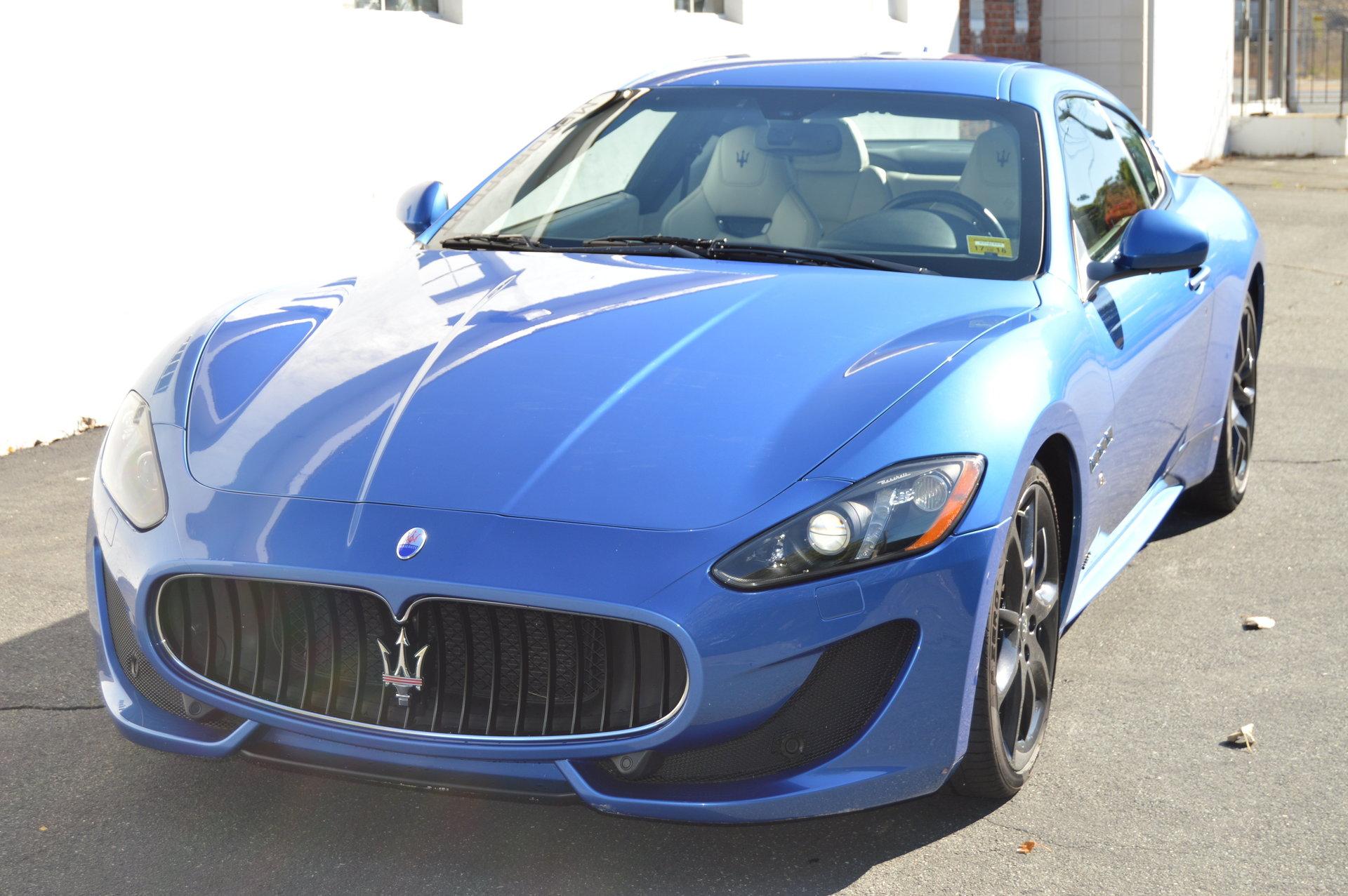 2013 Maserati Gran Turismo for sale #68648   MCG
