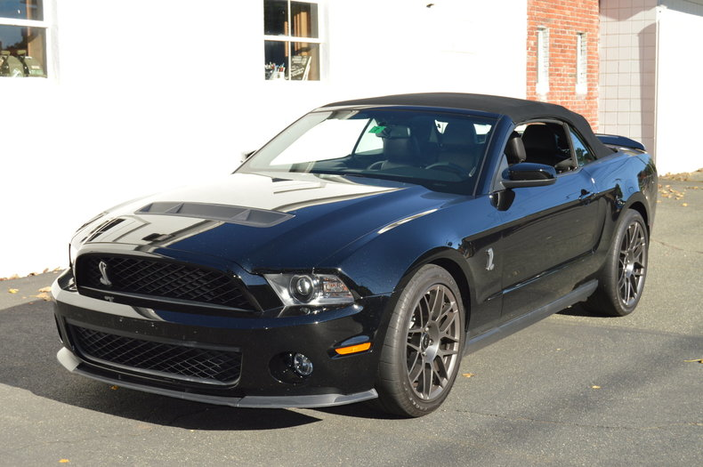 2012 Ford Shelby gt500