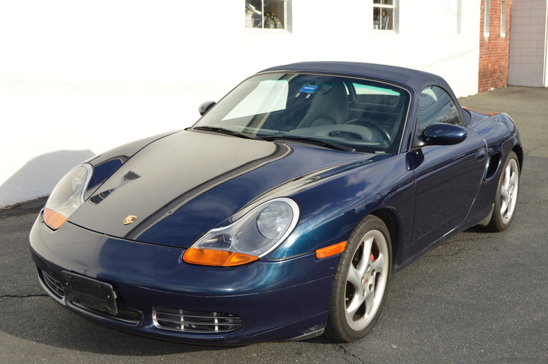 2000 porsche boxster s for sale 76273 mcg. Black Bedroom Furniture Sets. Home Design Ideas