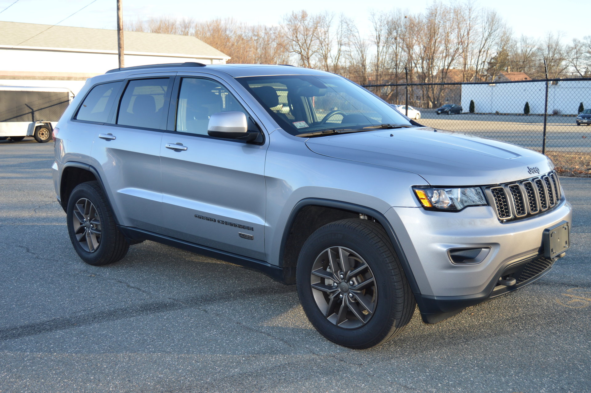 2016 Jeep Grand Cherokee 75th Anniversary Edition for sale