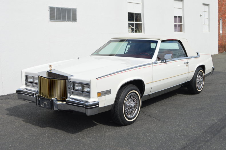 1985 Cadillac Eldorado