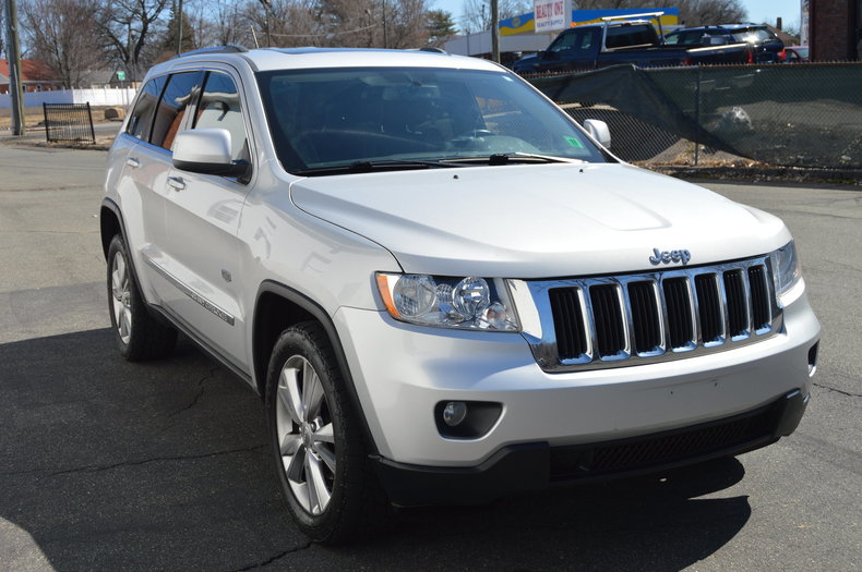 2011 Jeep Grand Cherokee 70th Anniversary Edition for sale